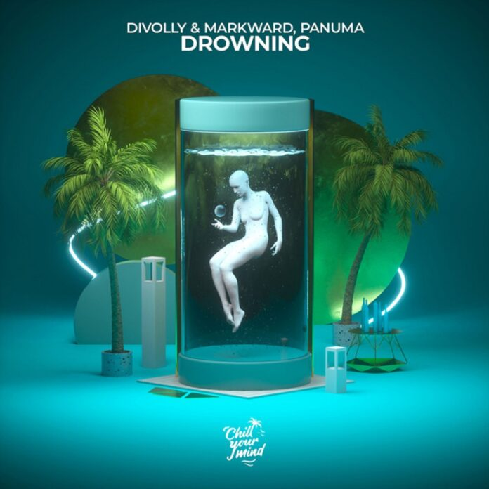 Divolly & Markward, Panuma - Drowning, ChillYourMind, new Divolly & Markward music, Drowning lyric video