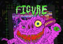 Figure - TerrorVision, new Figure music 2021, TerrorVision events, new Figure merch