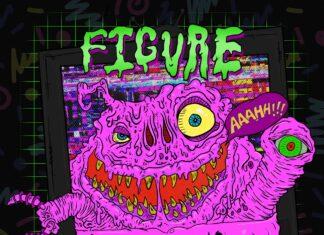 Figure - TerrorVision, new Figure music 2021, TerrorVision events, new Figure merch