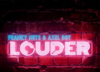 Franky Nuts x Axel Boy - Louder, Gud Vibrations Dubstep, new Brostep music