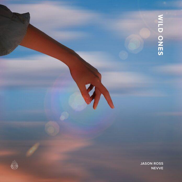 Jason Ross & Nevve - Wild Ones, EDM vocalist Nevve, new Pop Future Bass music, Ophelia Records 2021