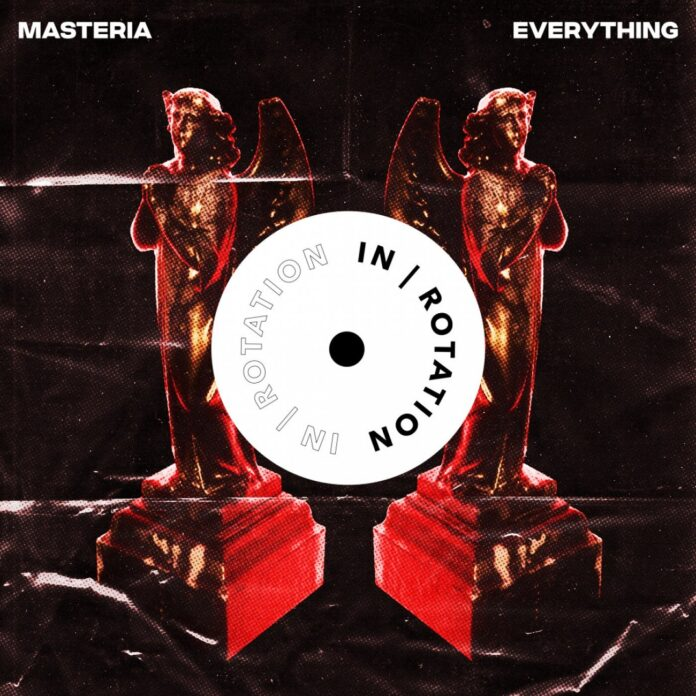 MASTERIA - Everything, new MASTERIA music, Insomniac's House label IN / ROTATION