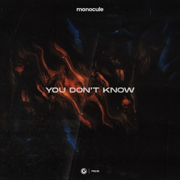 Monocule - You Don't Know, Nicky Romero label Protocol Recordings, Monocule Volume 2 EP
