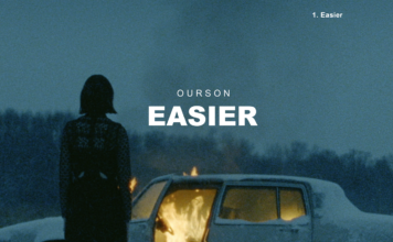 Ourson - Easier, new Ourson music, Brooks Reynold music video