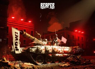 REAPER - Make A Move, American Drum n Bass, anthemic Drum & Bass roller, Bassrush DnB