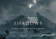 Seven Lions, Wooli & Amidy - Shadows, Seven Lions Ubbi Dubbi Festival set, Briddim Boy Wooli, Amidy Vocal