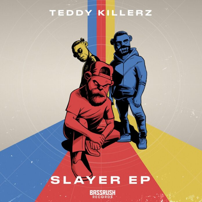 Teddy Killerz - Slayer, Russian Dubstep, new Teddy Killerz music 2021