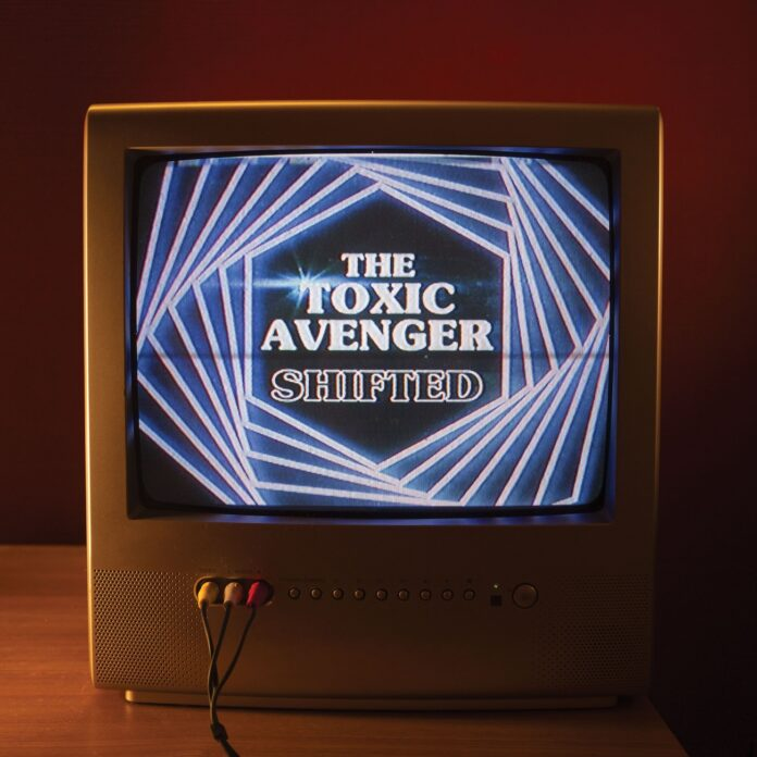 The Toxic Avenger - Sorcery, The Toxic Avenger - Shifted EP, Electro-Disco