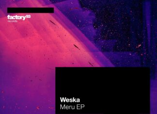 Weska - Menu EP, Weska - Drift, new Weska music 2021, Factory 93 Records