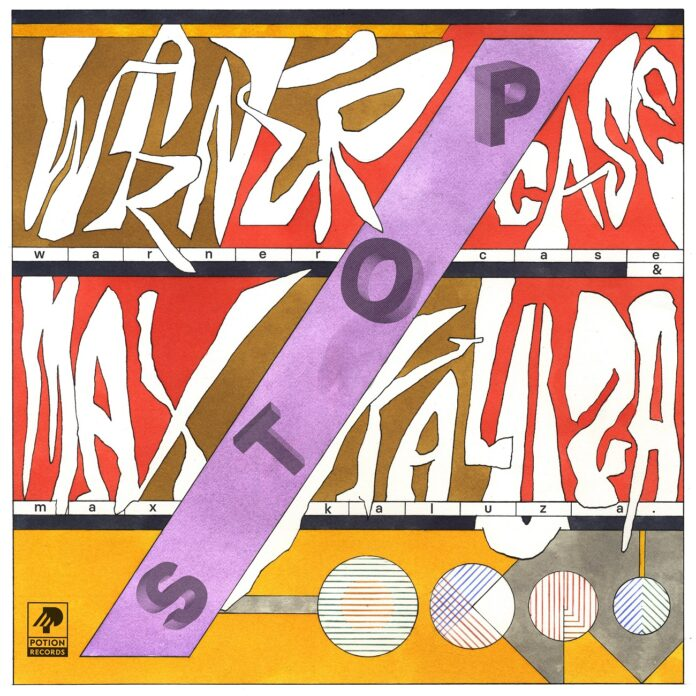 warner case & Max Kaluza - stop, The Magician's Potion Records, stop lyrics video, dance party music