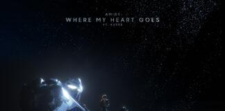 Amidy - Where My Heart Goes, feat. KARRA, SLANDER's Heaven Sent