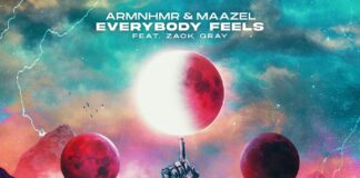 ARMNHMR & Maazel - Everybody Feels feat Zack Gray is OUT NOW! This cinematic Future Bass tune & new ARMNHMR lyric video bring serious feels!
