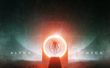 SWARM - Alpha & Omega, Alpha & Omega Lyric Video, Symphonic Hard Dance, high energy Dubstep