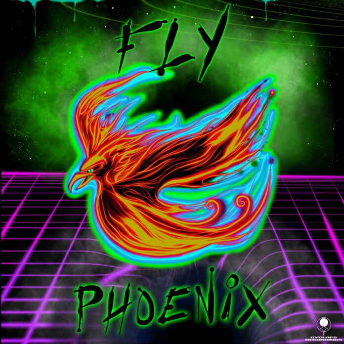 FLY - Phoenix is OUT NOW on Subtronics' Label Cyclops Recordings! Featured on THE PSYCHEDELIC DIVISION of the new Planet Cyclops Compilation!