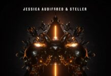 """""""Jessica Audiffred & Steller - The King Is Dead"""" is OUT NOW! This new Jessica Audiffred music is the Official Forbidden Kingdom 2021 Anthem!"""