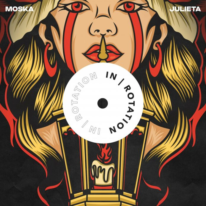 MOSKA - Julieta is OUT NOW! Brand new MOSKA music from the iconic IN / ROTATION Progressive House label. True Prog House in its peak form!