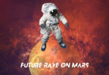 """""""LouCii - Future Rave on Mars"""" is OUT NOW on Lalee Records! This fresh new LouCii music also features a stunning new Future Rave music video!"""