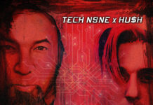"""Tech N9ne x Hu$h - Blight"" is OUT NOW! The long awaited new Tech N9ne album for Dubstep / DnB fans is a savage EDM RAP release!"
