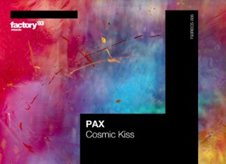 PAX - Cosmic Kiss is OUT NOW! This epic new PAX music release is available on all streaming apps via Insomniac's Factory 93 Records!
