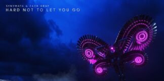 Synymata & Zack Gray - Hard Not To Let You Go is OUT NOW! This emotional melodic bass single is available via the SLANDER Heaven Sent label.