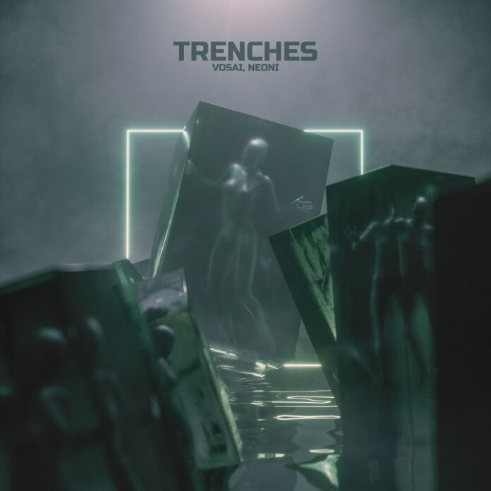 Vosai - Trenches feat Nēoni is OUT NOW on the Cloudkid Future Bass portfolio. This new Vosai music is an emotionally-charge Future Bass gem.