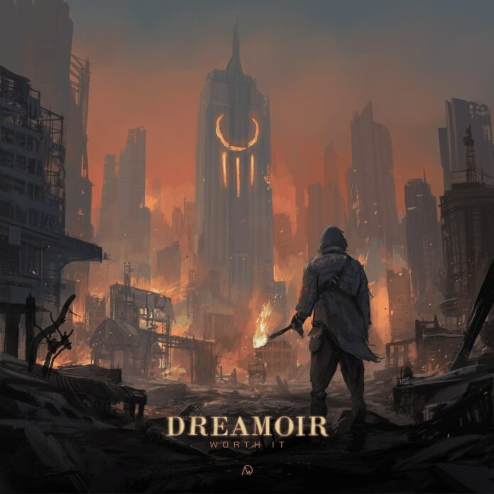 DREAMOIR - Worth It is OUT NOW on New Dawn Collective! This new DREAMOIR music is infused with epic orchestral & cinematic Dubstep elements.