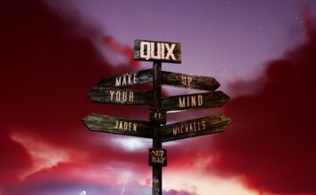 QUIX - Make Up Your Mind feat Jaden Michaels is OUT NOW! This new QUIX music is a mesmerizing Drum & Bass anthem for summer festivals!