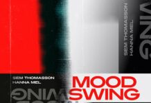 Sem Thomasson & Hanna Mel - Mood Swing is OUT NOW! This new Sem Thomasson music feat Hanna Mel is available now via S3M Records.