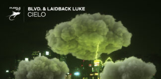 BLVD. & Laidback Luke - Cielo is OUT NOW! This new Big Room Melodic Techno banger is available via the NFT-label Purple Fly Records!