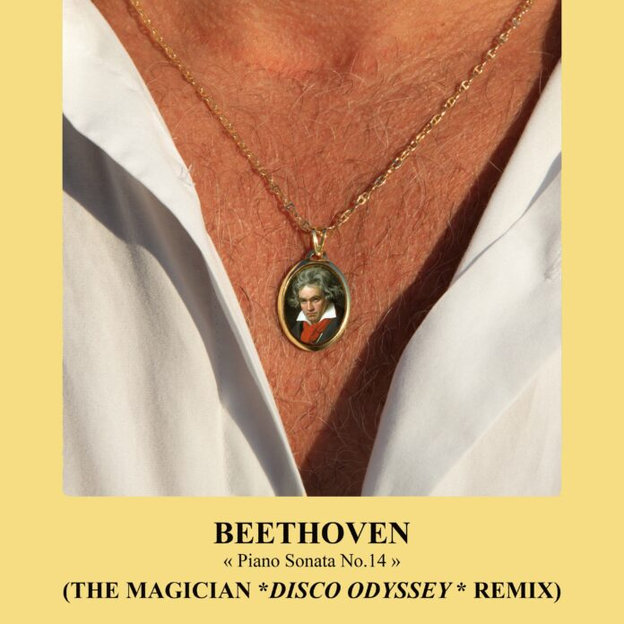 The Magician - Disco Odyssey is OUT NOW! This new The Magician music is a compelling Beethoven - Moonlight Sonata remix and an epic homage.