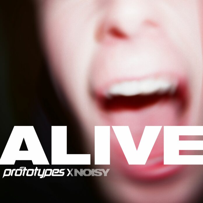 The Prototypes & Noisy - Alive is OUT NOW! Check out this new NOISY music and make sure to catch The Prototypes on their fall tour dates.