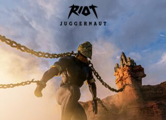 RIOT - Juggernaut is OUT NOW via SLANDER & NGHTMRE's label Gud Vibrations! This new RIOT music is the definition of brutal Dubstep!