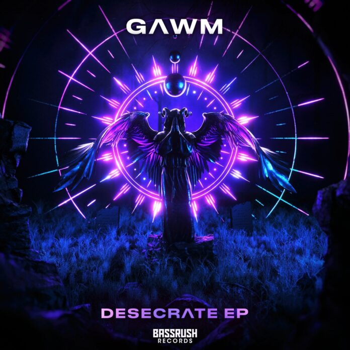GAWM - Desecrate is OUT NOW! Released on the Bassrush Dubstep portfolio, this banger is featured on the brand new GAWM EP