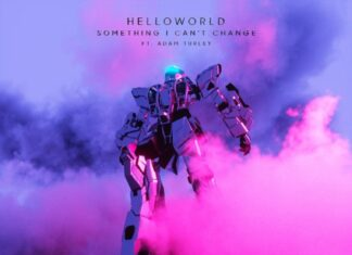 helloworld - Something I Can't Change is OUT NOW on the Heaven Sent record label! New helloworld music & epic glitchy/future melodic bass!