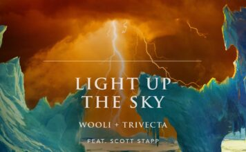 Wooli, Trivecta & Scott Stapp (from Creed) - Light Up The Sky is OUT NOW! Powerful new Chillstep / Future Bass song via Ophelia Records.